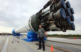 Илон Маск построит частный космодром