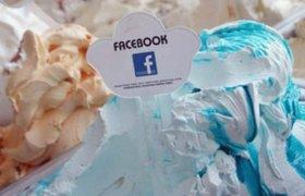 Мороженое со вкусом Фейсбука