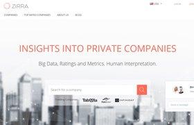 VentureClub вложил $160 тысяч в сервис дешевого консалтинга Zirra