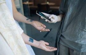 Москвичи с QR-татуировками смогут посещать рестораны