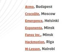 Три российских стартапа прошли отбор в финский акселератор Startup Sauna