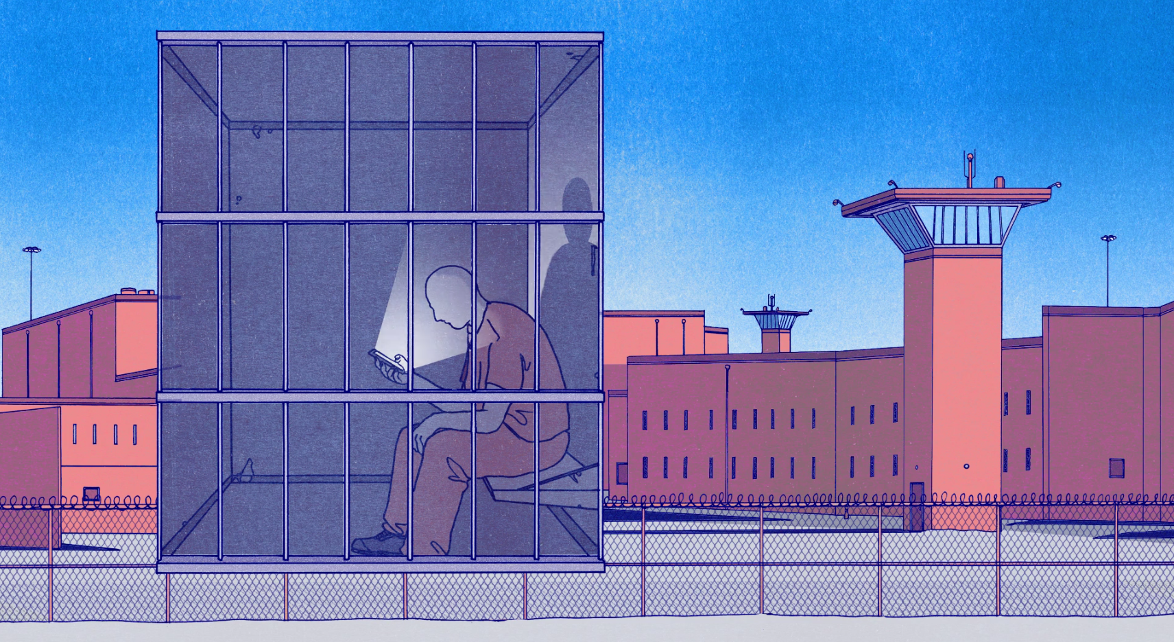 Как компании зарабатывают миллионы на переписке заключенных с близкими