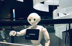 Посетителей азиатских PizzaHut будут обслуживать роботы