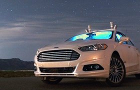 Ford выделит на разработку беспилотных автомобилей $4 млрд