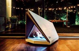 Ford создал прототип собачьей будки с системой шумоподавления