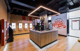 KFC откроет в Москве ресторан с автоматической выдачей заказов и оплатой без карт и телефонов