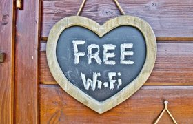 Free Wi-Fi — «Sign in with Портал госуслуг»