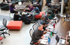 Новая программа в США — получить «магистра» и войти в стартап-сообщество