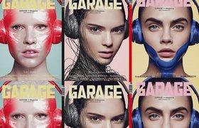 Журнал «Гараж» завлекает читателей дополненной реальностью