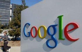 Акции Google обвалились более чем на 8%