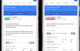 Google начал предсказывать задержки авиарейсов с помощью ИИ
