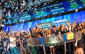 GoPro на IPO: акции взлетели на 30%
