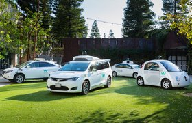 Bloomberg: Проект Waymo от Google запустит собственный сервис беспилотного такси в декабре