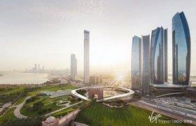 Каким будет скоростной поезд Hyperloop в Саудовской Аравии