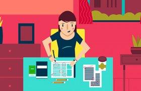 Инфографика: 5 хобби, на которых можно заработать
