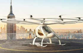 Volocopter объявил о начале бронирования билетов на аэротакси