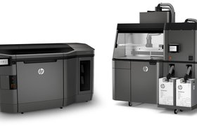 HP выпустил свой первый 3D-принтер