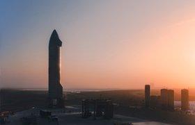 «Проблема со вторым двигателем»: одиннадцатый прототип звездолета SpaceX взорвался на испытаниях