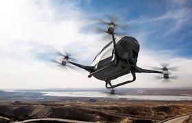 Пассажирские дроны станут реальностью уже этим летом