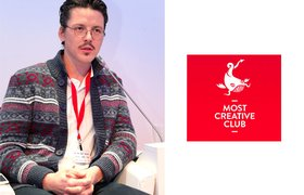 SPIMF-2014: интервью с Игорем Намаконовым (Most Creative Club)