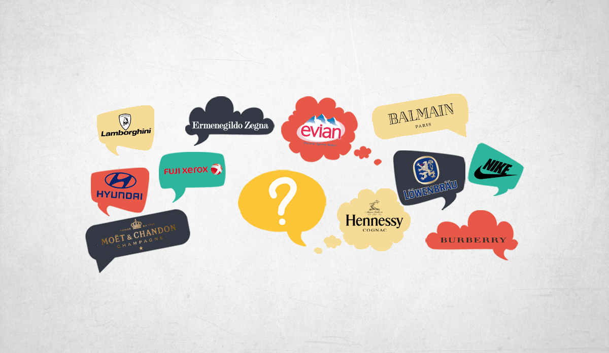 Квиз: правильно ли вы произносите названия известных брендов? | Rusbase