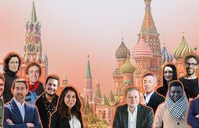 Истории иностранцев о жизни и работе в России