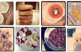 Просмотр фотографий еды в Instagram помогает похудеть