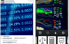 Появился «Инстаграм для инвесторов». Вместо фото — сделки