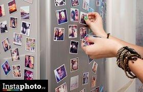 Напечатай свой Instagram на магнитах бесплатно