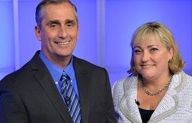 В Intel кадровые перестановки, с 16 мая у компании новый генеральный директор - шестой по счёту