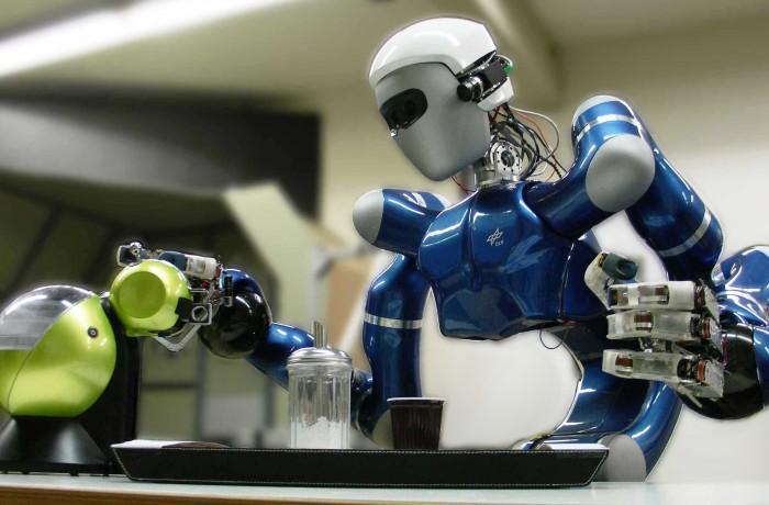 Этот робот построит первые дома для людей на Марсе