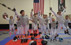 Как построить самую крупную школу фехтования в США