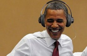 Обаме предложили стать «президентом плейлистов» в Spotify