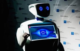 Робот проведет урок для учеников Физтех-Лицея