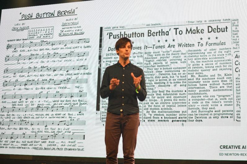 Искусственный интеллект научился сочинять музыку, совсем как человек | Rusbase