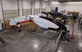Airbus впервые показал прототип своего летающего такси