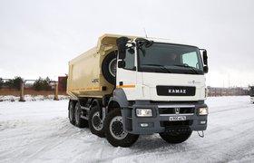 В России заработал первый шеринг самосвалов «КамАз»