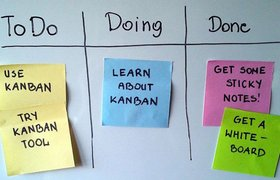 Как управлять задачами через карточки и не допустить революцию в офисе