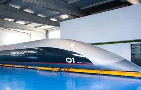 Cтроительство первой транспортной системы Hyperloop TT в Абу-Даби начнется в 2019 году
