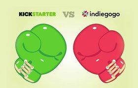 Почему мы выбрали Indiegogo, а не Kickstarter