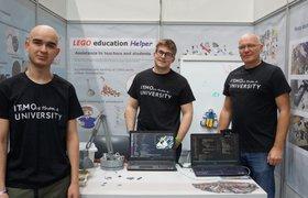 Команда ИТМО создала «умный» стол завоевала серебро на Всемирной олимпиаде роботов