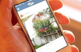 Moju, или Instagram в движении