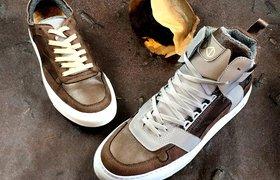 Немецкая компания создала кроссовки из переработанного кофе