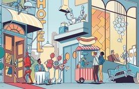 Как роботы изменят индустрию фастфуда