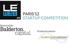 Определены европейские стартапы года: результаты LeWeb Startup Competition 2012