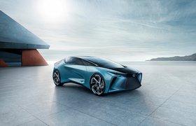 Целлюлоза, футуризм, электрокары: какие машины показали на автосалоне в Токио