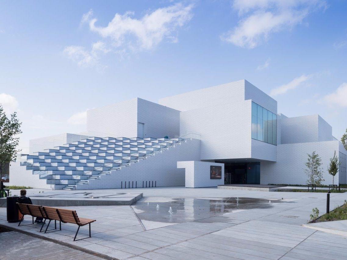 Фото: как выглядит новый Дом LEGO в Дании