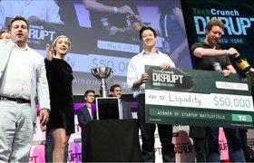 В конкурсе TechCrunch Disrupt победил не IT-стартап
