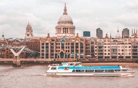 Uber запустил сервис речного такси в Лондоне