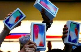 iPhone X в магазинах России почти полностью закончились за первые выходные